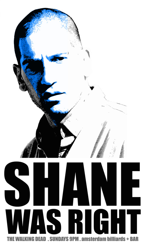 Shane Was Right. The Walking Dead